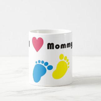 Amo la taza de la mamá