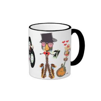 Amo la taza de la música