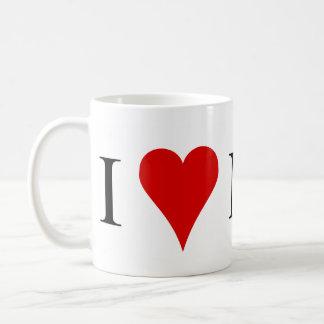 Amo la taza de las MIPS