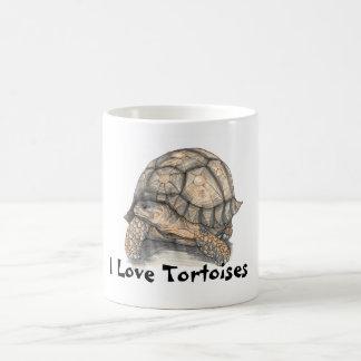 Amo la taza de las tortugas