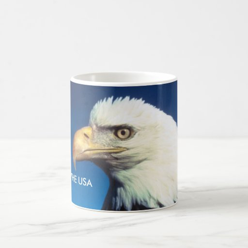 AMO la taza de los E.E.U.U. Eagle