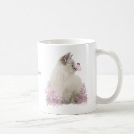Amo la taza de los gatitos