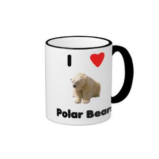 Amo la taza de los osos polares