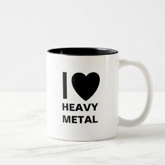 Amo la taza de metales pesados