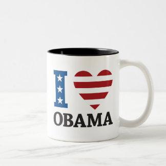Amo la taza de Obama