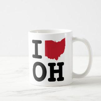 Amo la taza de Ohio