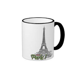 Amo la taza de París