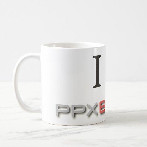 Amo la taza de PPXBroker.com