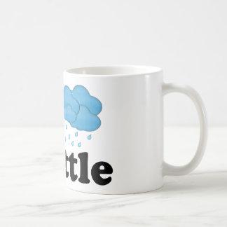Amo la taza de Seattle