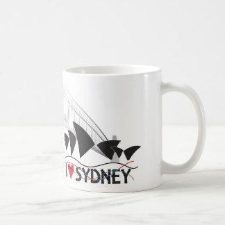Amo la taza de Sydney