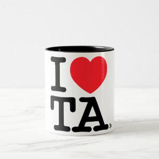 Amo la taza de Tel Aviv el  