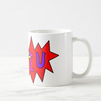 Amo la taza de U