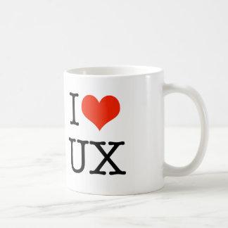 Amo la taza de UX