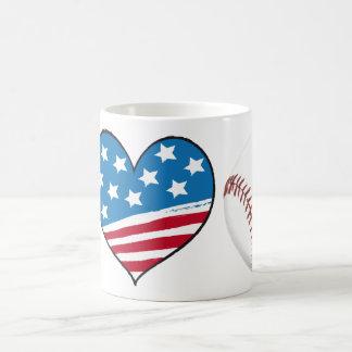 Amo la taza del BÉISBOL