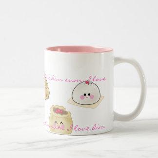 Amo la taza del dim sum