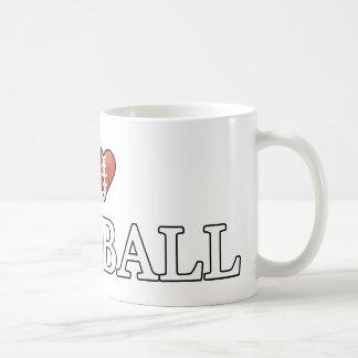 Amo la taza del fútbol