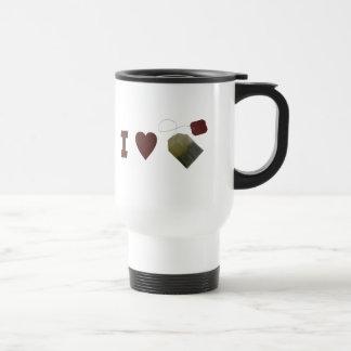 Amo la taza del té