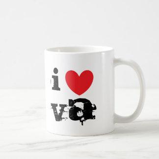 Amo la taza del VA