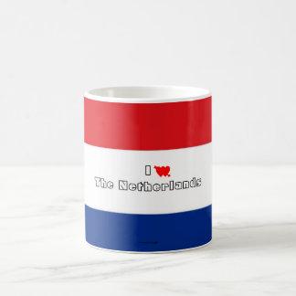 Amo la taza holandesa