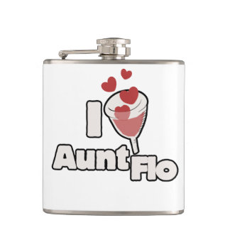 Amo la taza menstrual de tía FLO