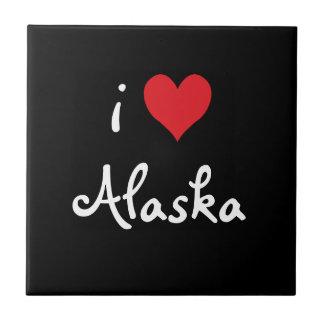 Amo la teja de Alaska