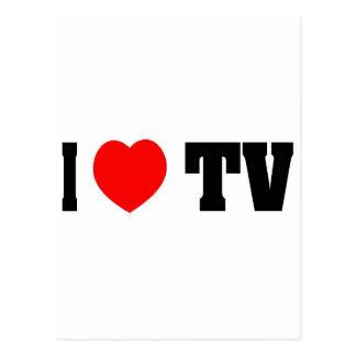 Amo la TV Postales