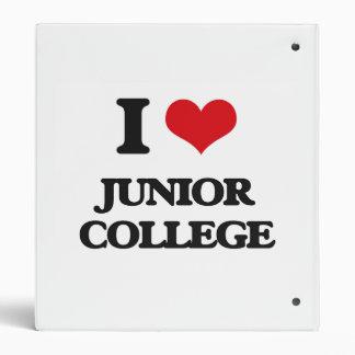 """Amo la universidad de primero y segundo año carpeta 1"""""""