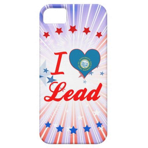 Amo la ventaja, Dakota del Sur iPhone 5 Carcasa