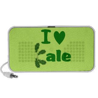Amo la verdura/al jardinero de la col rizada (col  PC altavoces