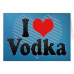 Amo la vodka felicitaciones