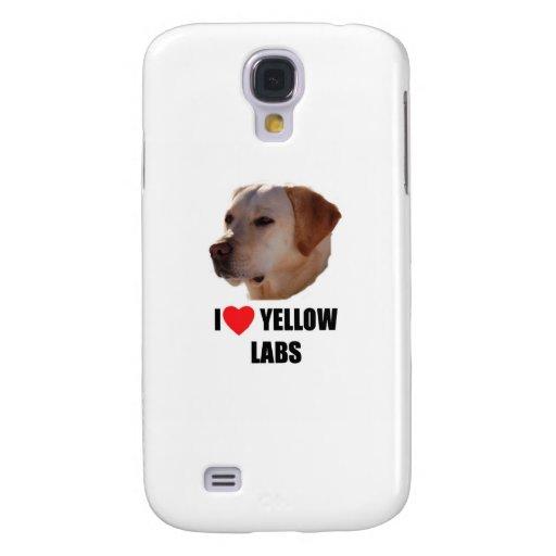 Amo laboratorios amarillos