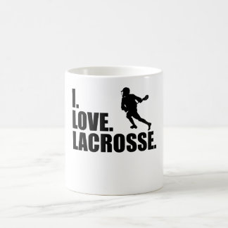 Amo LaCrosse Taza De Café