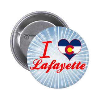Amo Lafayette, Colorado Pin