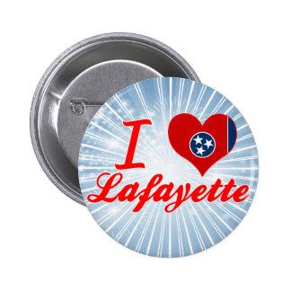 Amo Lafayette, Tennessee Pin