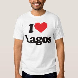 Amo Lagos Remeras