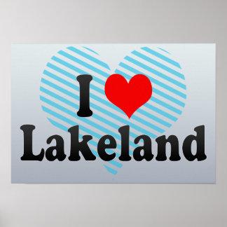 Amo Lakeland, Estados Unidos Póster