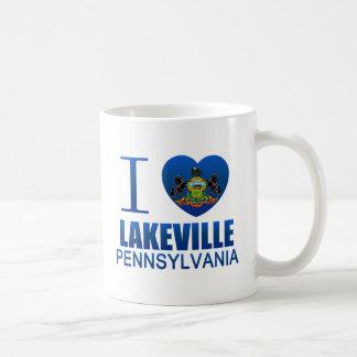Amo Lakeville, PA Tazas