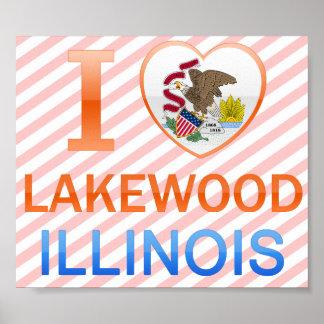 Amo Lakewood, IL Poster