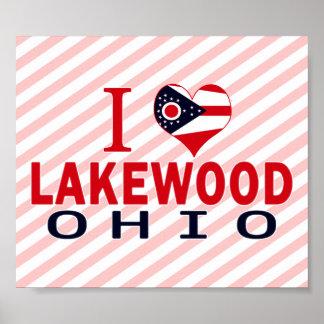 Amo Lakewood, Ohio Posters
