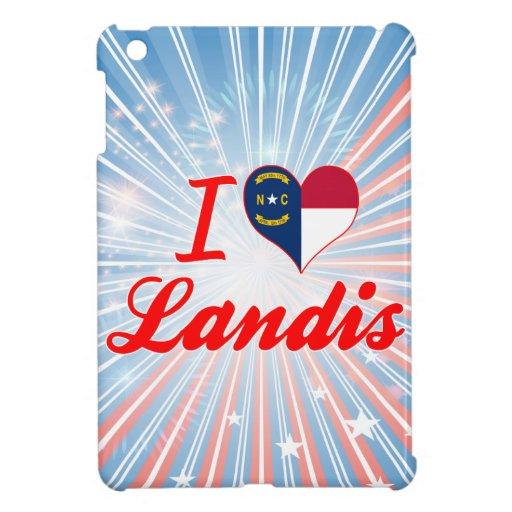 Amo Landis, Carolina del Norte