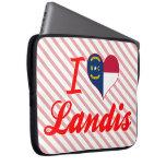 Amo Landis, Carolina del Norte Fundas Ordendadores