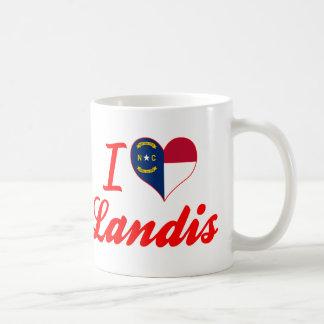 Amo Landis, Carolina del Norte Taza