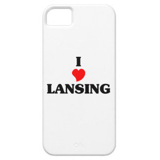 Amo Lansing iPhone 5 Carcasa