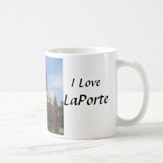 Amo LaPorte Tazas De Café