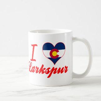Amo Larkspur, Colorado Tazas De Café