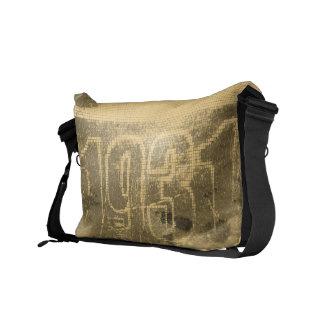 Amo las 1931 - vintage - bolsas de mensajero bolsa de mensajería