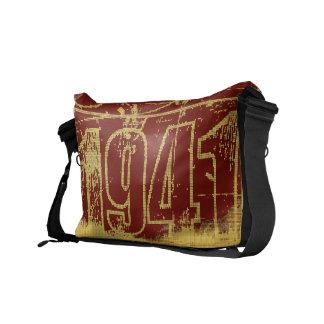 Amo las 1941 - vintage - bolsas de mensajero bolsa messenger