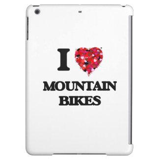 Amo las bicis de montaña