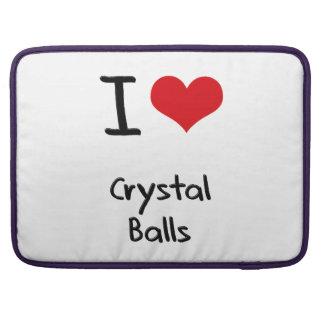 Amo las bolas de cristal funda macbook pro