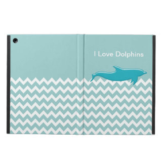 Amo las cajas del aire del iPad de los delfínes